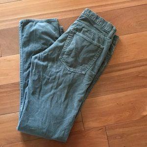 Gap slim fit Corduroy pants